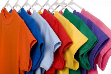 תהליך ההדפסה על חולצות